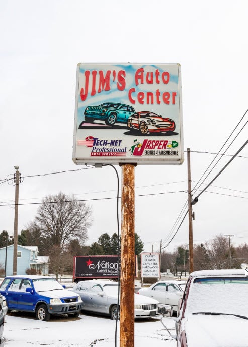 auto repair in Wooster Oh
