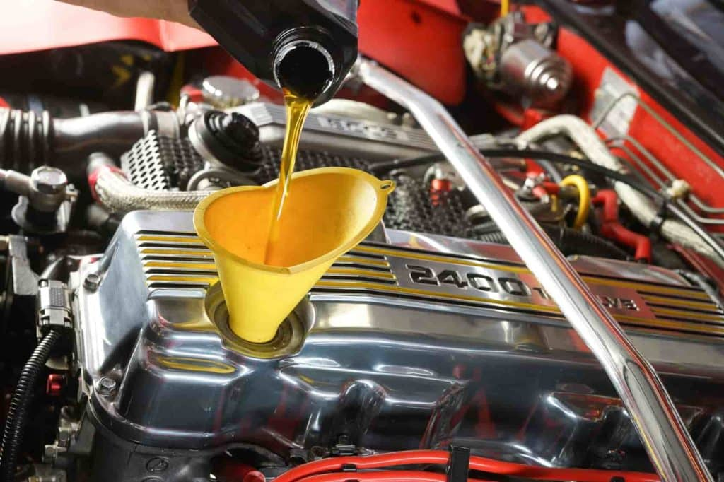 Oil Change Service in Wooster, OH